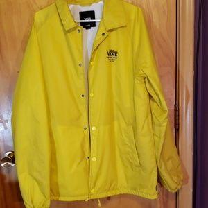 Van's jacket